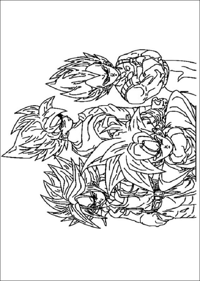dragon-ball-dibujos-para-colorear