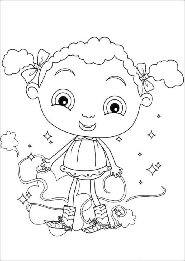 La serie consiste en las aventuras de una niña de cinco años y medio llamada Francine Franny Fantootsie que vive con su abuelo, que es zapatero. El abuelo de Franny tiene un problema y Franny intenta ayudarle pero no sabe cómo
