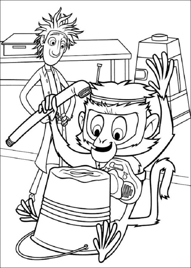 El aspirante a inventor Flint Lockwood es un genio con pocas habilidades sociales que se esconde detrás de algunos de los artilugios más extraños jamás creados.