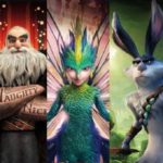 Dibujos para colorear el origen de los Guardianes