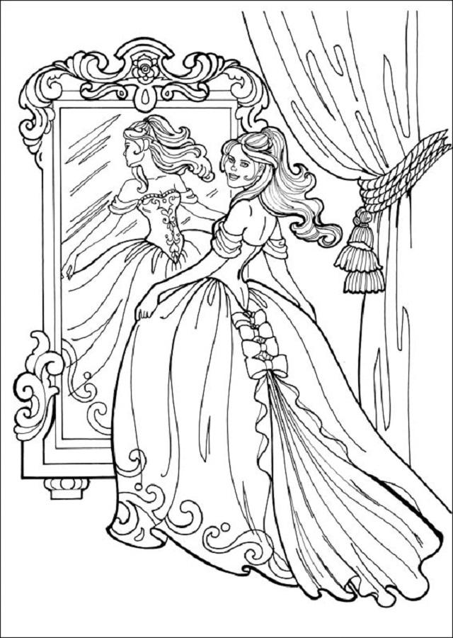 princesa leonora espejo