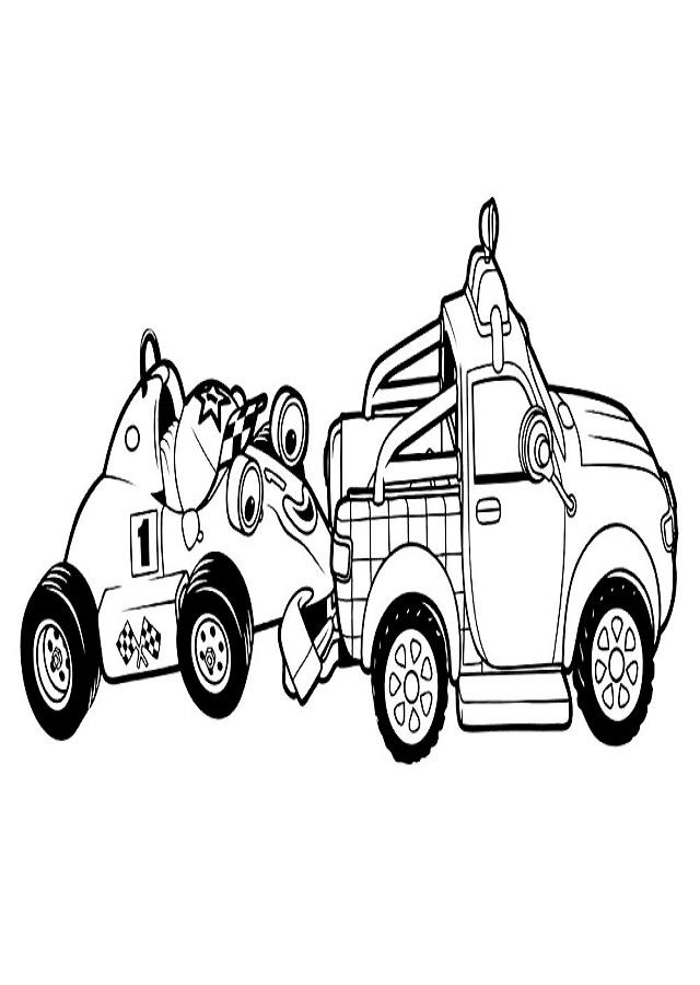 Roary-el-carrito-veloz-descargar-gratis-dibujos-para-pintar
