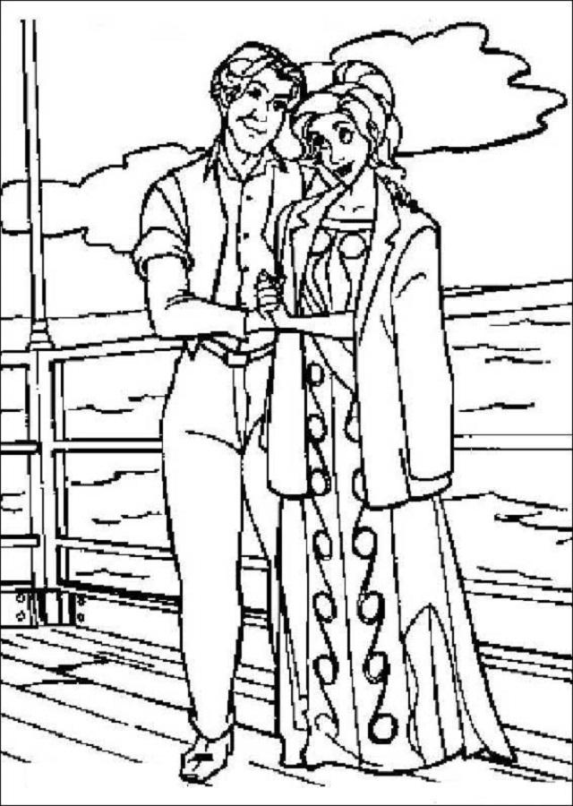 💠Dibujos para colorear Anastasia - Dibujos para colorear
