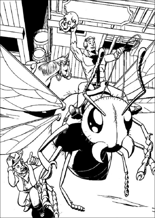 ant-man-dibujos-para-colorear