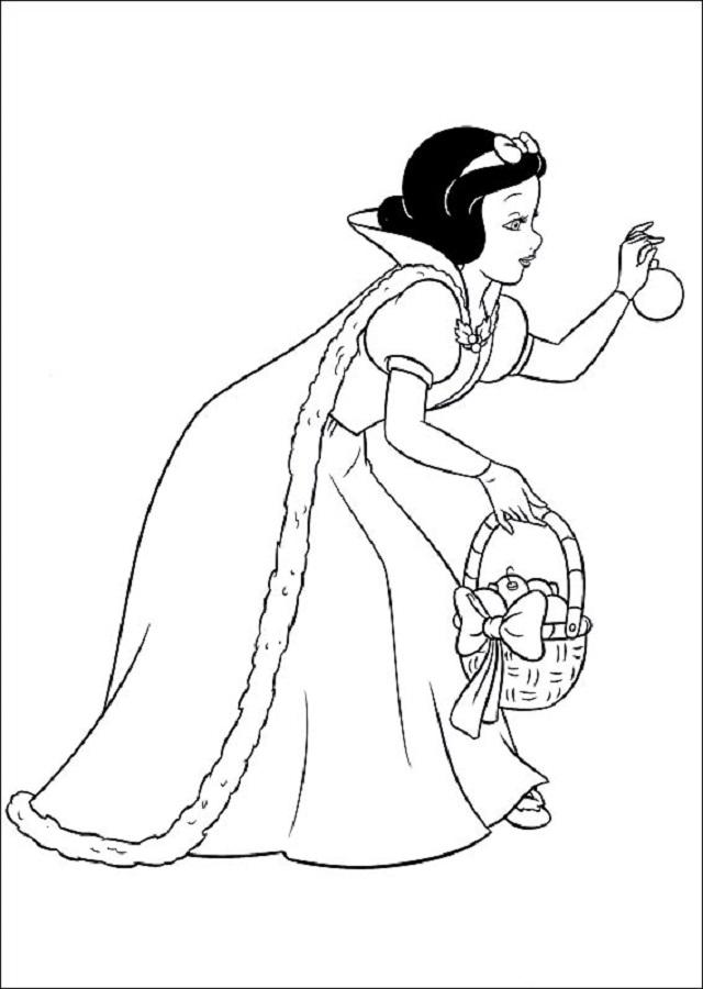 princesa-navidad-blancanieves