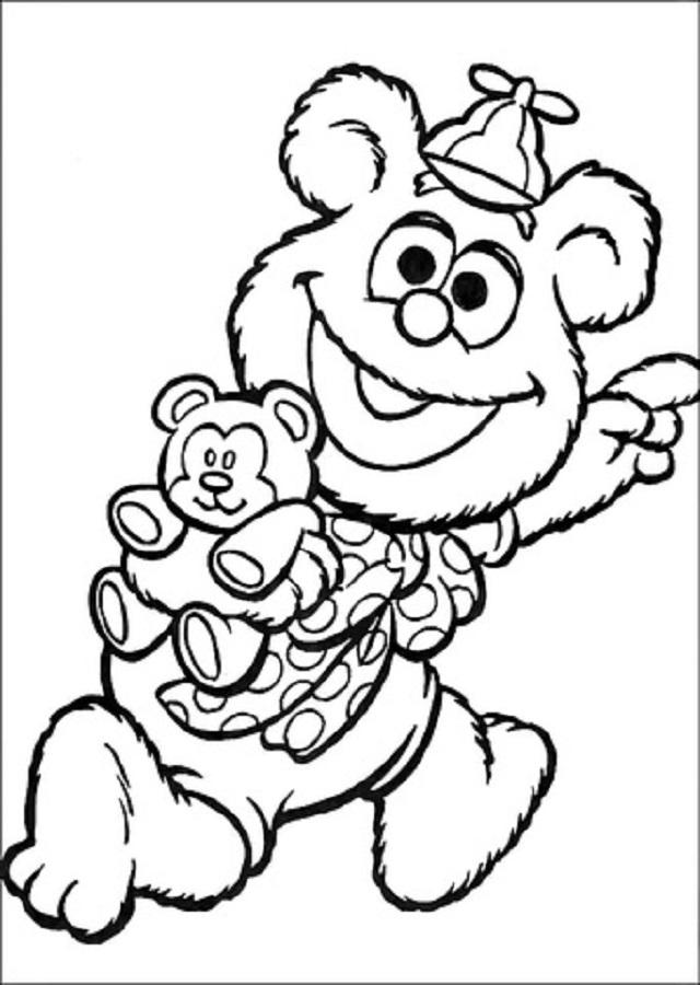 Muppet-Babies-dibujos-para-colorear