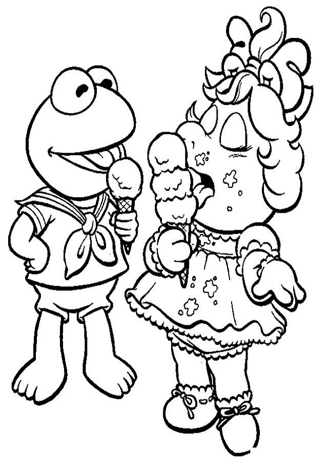 Muppet-Babies-dibujos-para-pintar