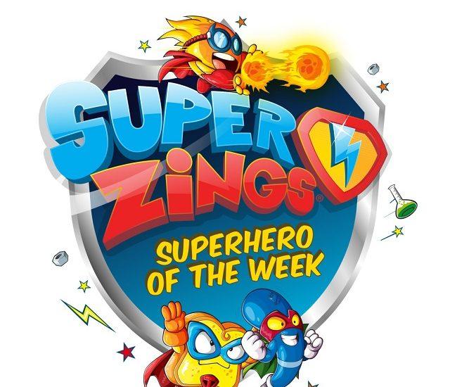 Los SuperZings son pequeños muñecos coleccionables que imitan objetos del día a día que se convierten en héroes, para luchar contra sus archienemigos