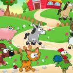 Dibujos para colorear animales Ingles