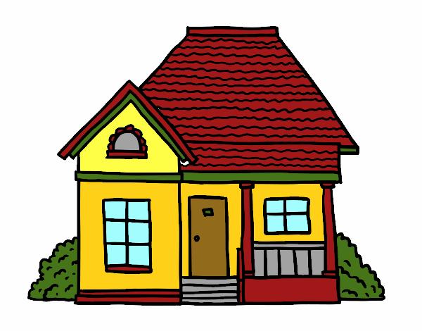 Dibujos Para Colorear Partes De Una Casa En Ingles Dibujos Para