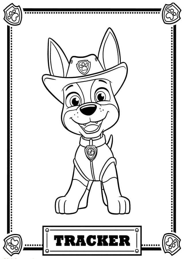 libro patrulla canina para colorear pdf