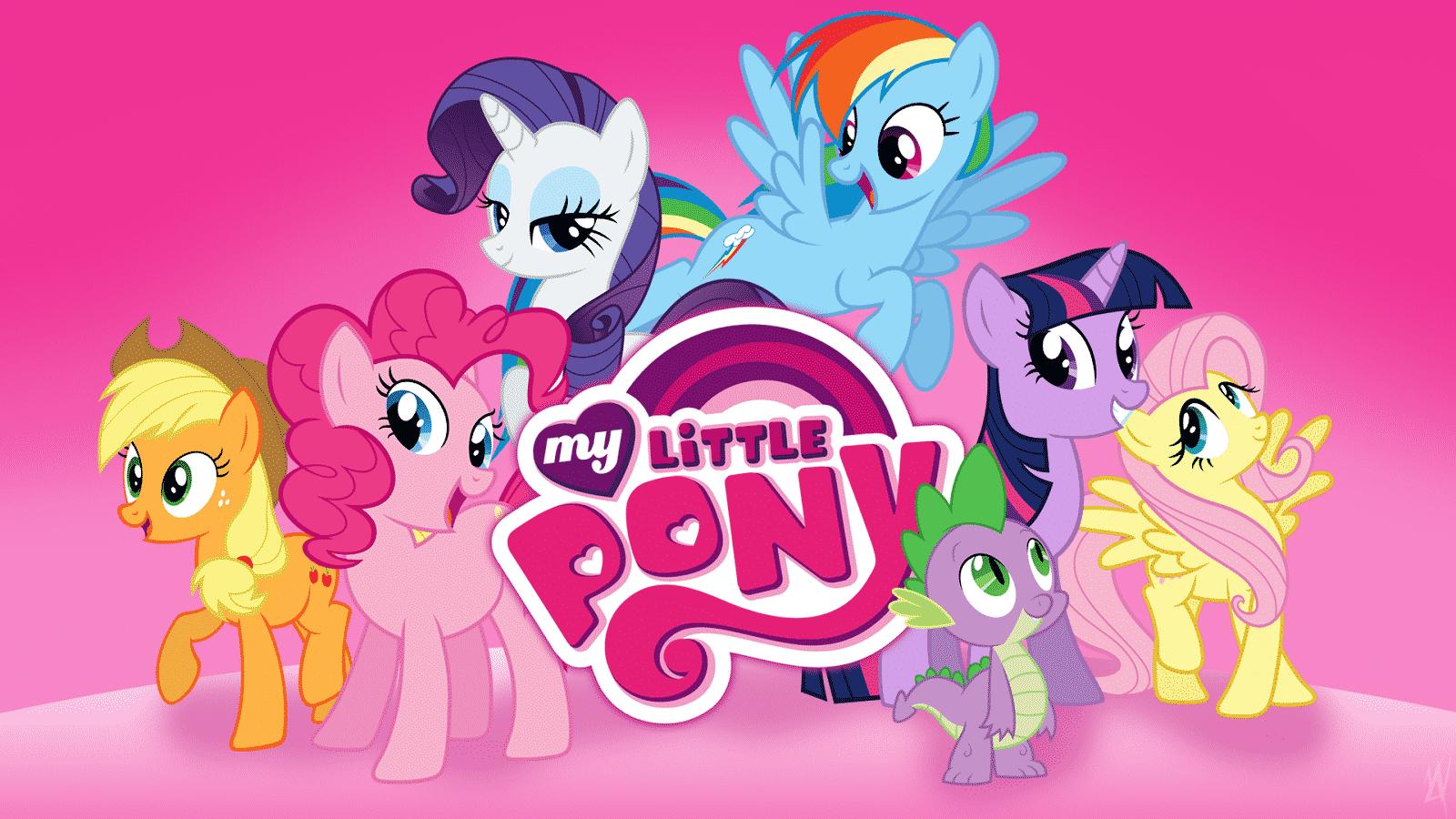 my little pony para colorear